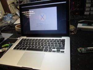 assistenza macbook
