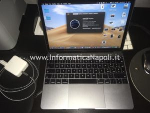 assistenza macbook 12