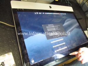 assistenza apple imac